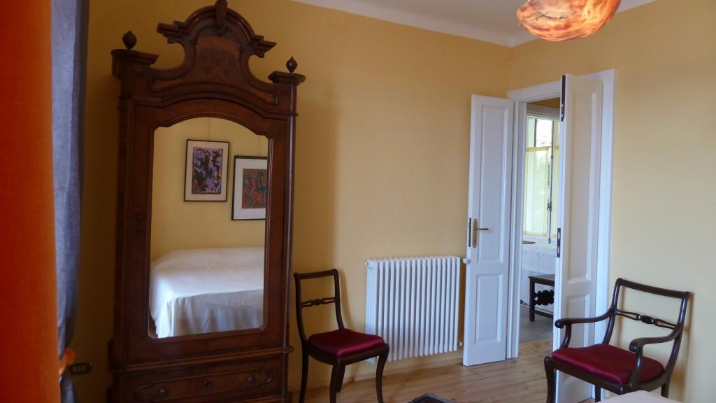 Suite Casa Forster - La specchiera