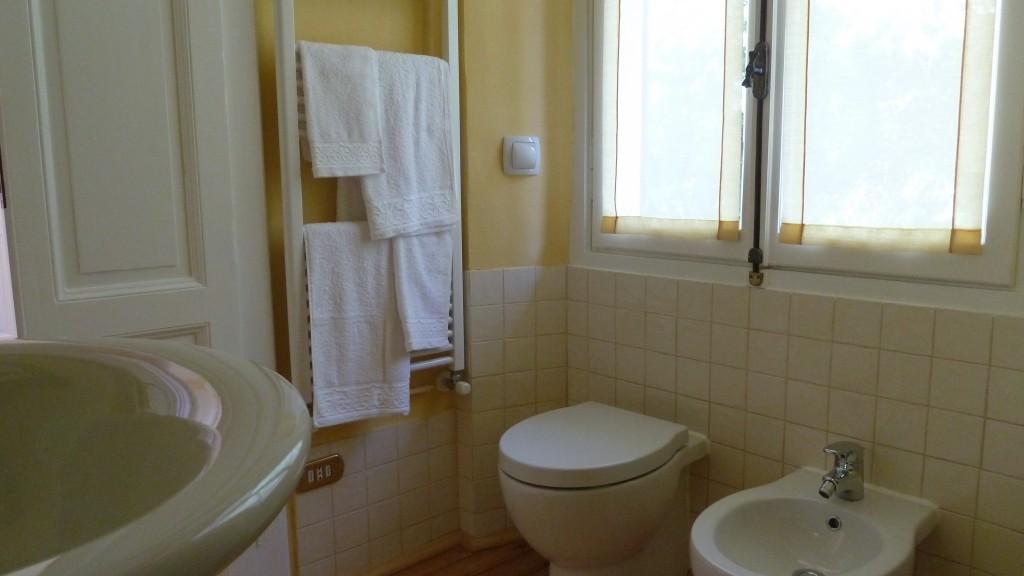 Suite Casa forster - Il bagno privato
