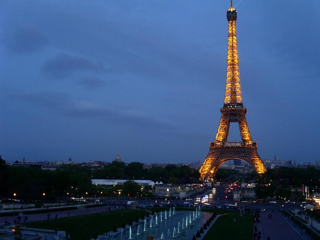 Expo Parigi